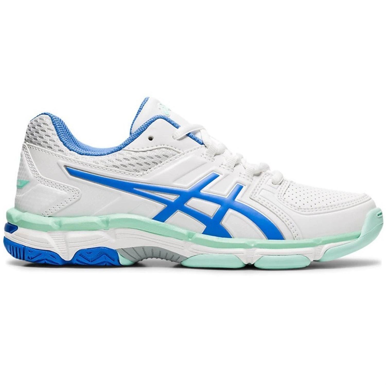 Asics Gel-540TR GS Girls Cross Training Shoes: White/Blue Coast: US 4 |  Mike Pawley Sports