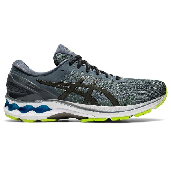 Estación de policía Inicialmente cocina  Asics Gel-Kayano 27 Mens Running Shoes: Metropolis/Gunmetal | Mike Pawley  Sports