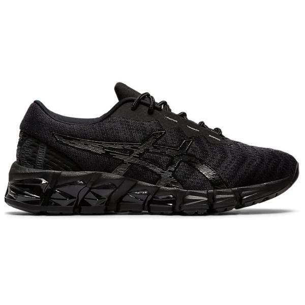 Asics Gel-Quantum 180 5 GS Boys Sportstyle Shoes: Black/Black