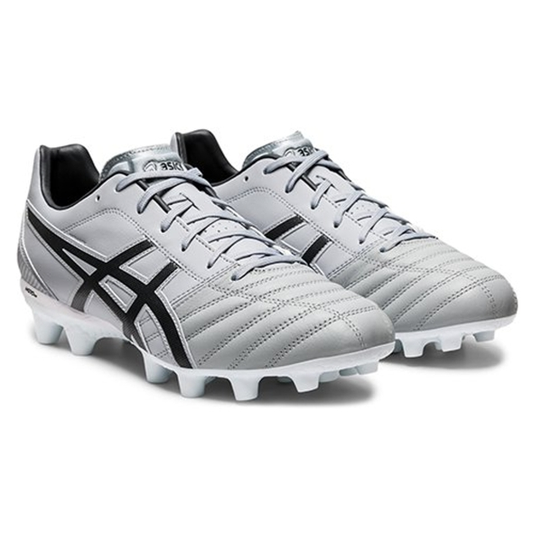 Asics Lethal Flash IT Senior Football Boots: Piedmont Grey/Graphite Grey